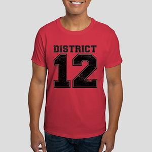 Mellark District 12 Dark T-Shirt