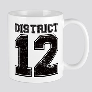 Everdeen District 12 Mug