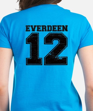 Everdeen District 12 Women's Dark T-Shirt
