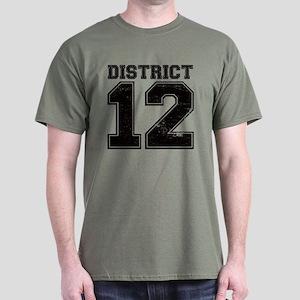Everdeen District 12 Dark T-Shirt