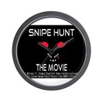 Snipe Hunt The Movie Wall Clock