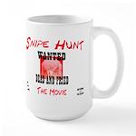 Snipe Hunt The Movie Large Mug