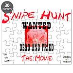 Snipe Hunt The Movie Puzzle