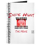 Snipe Hunt The Movie Journal