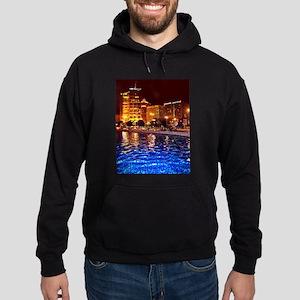 Reflecting Pool Hoodie (dark)