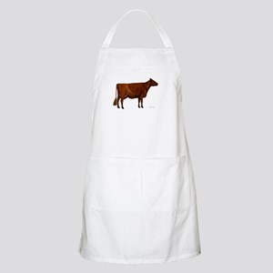 Shorthorn dairy cow Apron