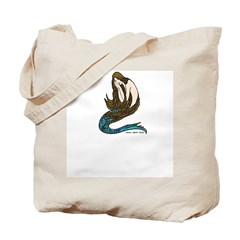 Abbott's Mermaid Tote Bag