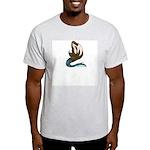 Abbott's Mermaid Ash Grey T-Shirt