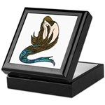 Abbott's Mermaid Keepsake Box