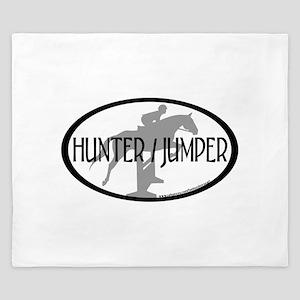 Hunter Jumper King Duvet