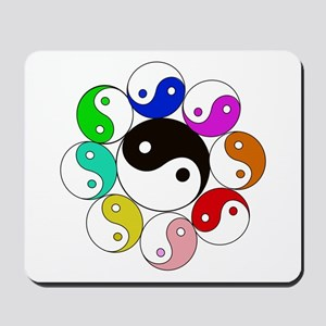 Find Your Yin.. or Yang! Mousepad