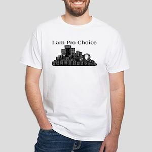 Pro Choice- White T-Shirt