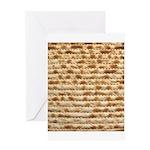 Matzah Greeting Card
