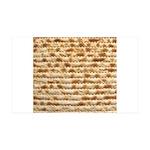 Matzah 38.5 x 24.5 Wall Peel