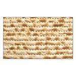 Matzah Sticker (Rectangle 50 pk)
