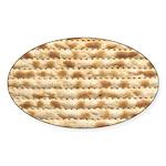 Matzah Sticker (Oval 50 pk)