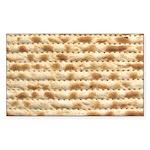 Matzah Sticker (Rectangle)