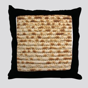 Matzah Throw Pillow
