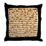 Matzah Throw Pillow