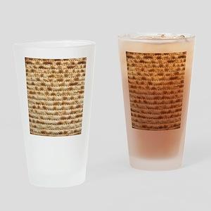 Matzah Drinking Glass