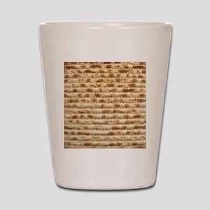 Matzah Shot Glass