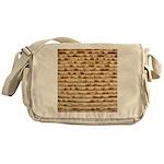 Matzah Messenger Bag