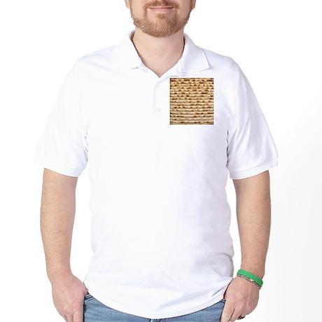 Matzah Golf Shirt
