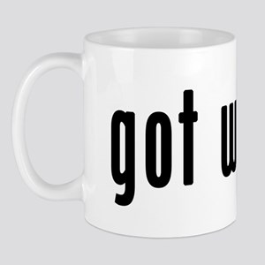 GOT WHALE Mug