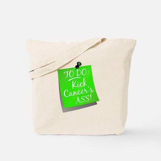 To Do 1 Non-Hodgkin's Lymphoma Tote Bag
