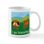 I Go Travelling Mug