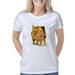 Micro pig looking messy Women's Classic T-Shirt