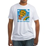 On Balloon Fitted T-Shirt