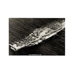 USS ANTIETAM Rectangle Magnet