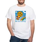 On Balloon White T-Shirt