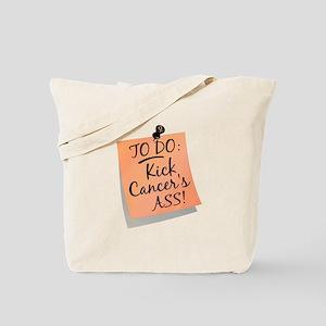 To Do 1 Endometrial Cancer Tote Bag