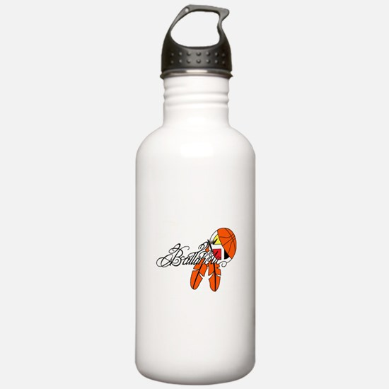 Ballaholic - NATIVE BALLER Water Bottle