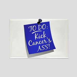 To Do 1 Colon Cancer Rectangle Magnet
