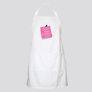 To Do 1 Breast Cancer Apron