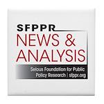 SFPPR News & Analysis Tile Coaster