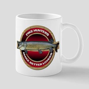 Pike Hunter Mug