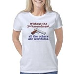 2nd Amendment without lt Women's Classic T-Shirt