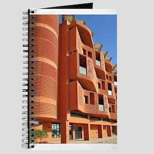 Modern Apartment Block Journal