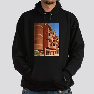 Modern Apartment Block Hoodie (dark)
