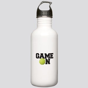 Game On Tennis Stainless Water Bottle 1.0L