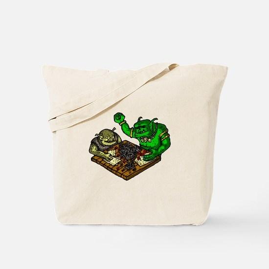 Unique Dungeon Tote Bag