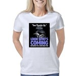 Look Whos Coming in March Women's Classic T-Shirt
