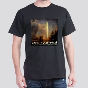 Old Faithful Dark T-Shirt