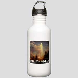 Old Faithful Stainless Water Bottle 1.0L