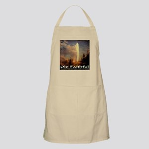 Old Faithful Apron