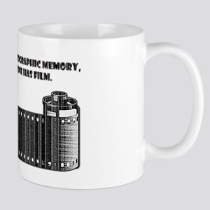 PHOTOGRAPHIC MEMORY Mug
